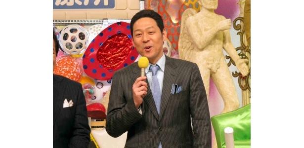 【写真】「初の肛門インを経験したい」と苦笑いの東野幸治