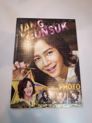 チャン・グンソクの写真集。700円