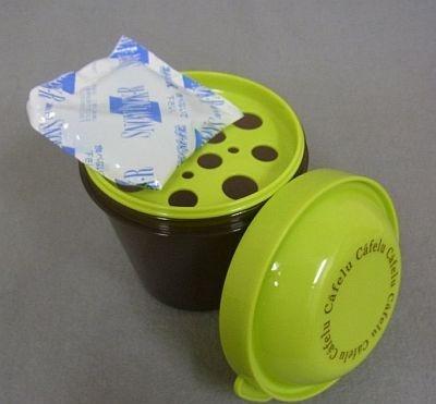 保冷剤を入れるスペースが用意されている機能的な弁当箱もあり