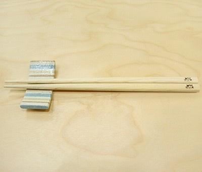 今年1月に発売された「まこ箸」(1207円)