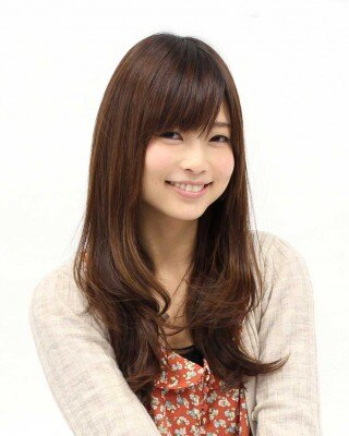 ゲストの立花理香さん。ほかにもアイドル多数出演!