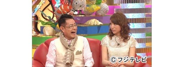 加藤茶、綾菜夫妻がきわどい質問に答える「みみたこ」は、4月11日(水)夜7時からフジテレビ系で放送!