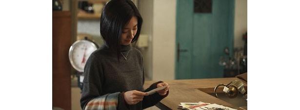 昨年日本公開された『海洋天堂』『密告・者』など、多数の映画に出演する実力派女優グイ・ルンメイ