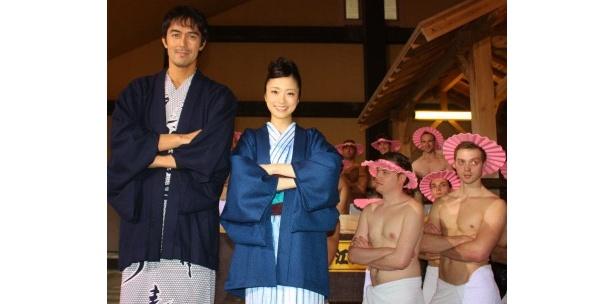『テルマエ・ロマエ』お風呂de異文化交流イベント