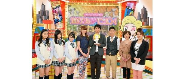 画像1 / 7>NMB48の小笠原・岸野・木下が関西ゴールデンで初レギュラー ...