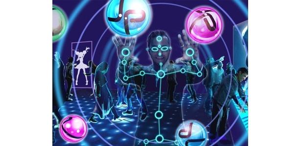 """現実世界では""""ありえない""""サイバーな体験が可能"""