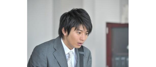 """【写真】向井の""""代行夫婦""""っぷりは?撮影風景をチェック"""