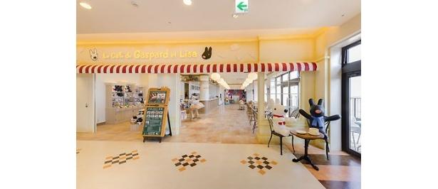 「Le Cafe de Gaspard et Lisa」はNEOPASA(駿河湾沼津SA)の2階にオープン