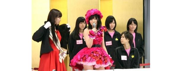 AKB48の代表として、乃木坂46には負けられない指原