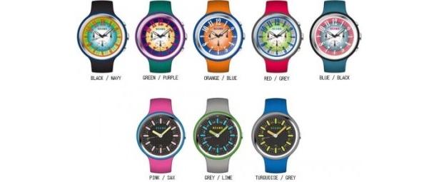 「BEAMS」と「appetime」のコラボ腕時計が発売