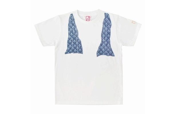 「テルマエ・ロマエ」タオル肩かけ Tシャツ