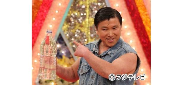 【写真】今最も注目を浴びる芸人・スギちゃんも登場!