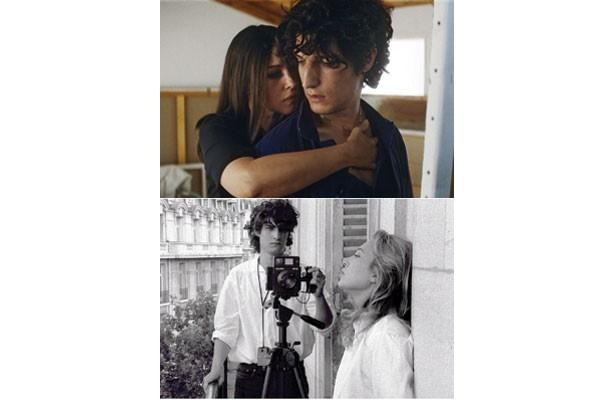 公開が待ち望まれていたフィリップ・ガレルの新作『灼熱の肌』(上)、『愛の残像』(下)が連続公開