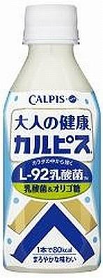 「大人の健康・カルピス 乳酸菌&オリゴ糖」(130円/280ml)