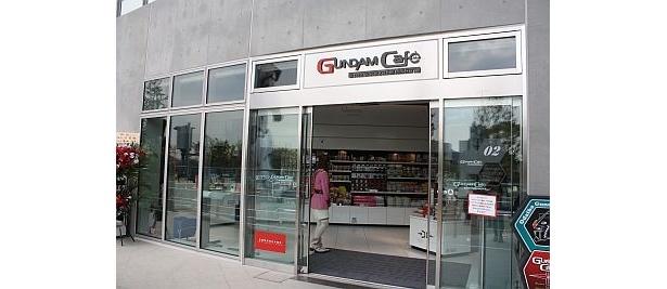 アキバで大人気のガンダムカフェがお台場にもオープン