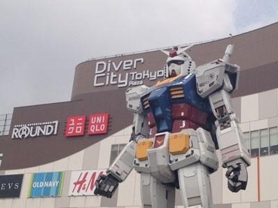 同日にオープンする「ダイバーシティ東京 プラザ」の7階にある