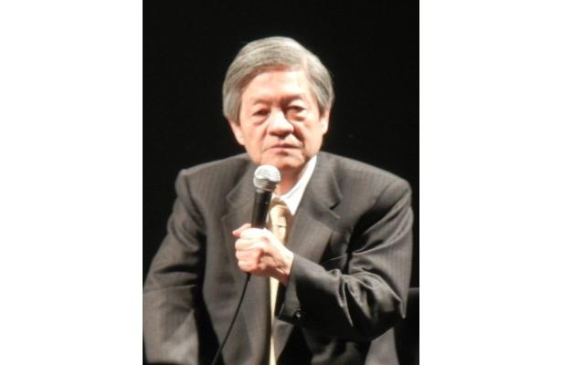 「田原総一朗の遺言」発売イベントに登場した田原総一朗