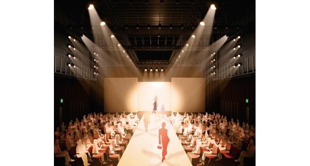 9階「阪急うめだホール」。講演会やファッションショーなどを開催