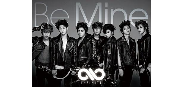 INFINITEのセカンドシングル「Be Mine」がオリコン・デイリーチャートで2位に!