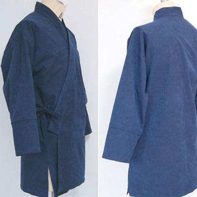 エクセーヌを使った「暖かい作務衣」(菅野 傑+アドバイザー: 宮本英生)