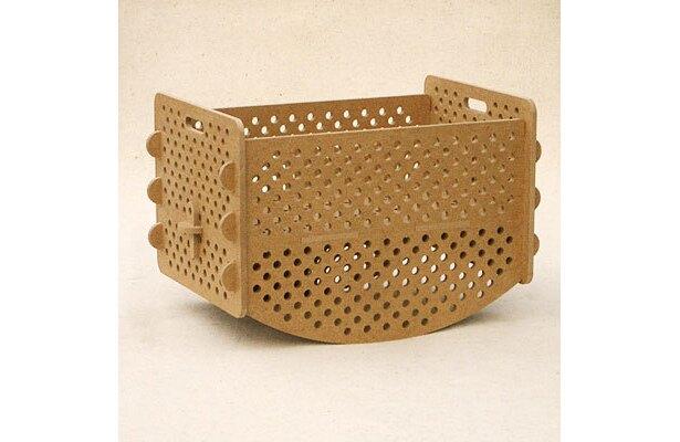 エコディア ケナ フボードを使った組み立て式のベビーベッド「SU-SU」(浅野 泰弘)