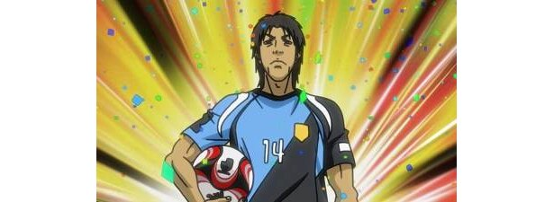 フロンターレの中村憲剛選手がキャラ&声優としてアニメに登場!