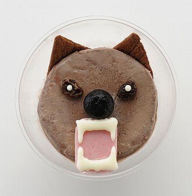 「グリズリーさんのワイルドアイス」(650円、マジックアイス)