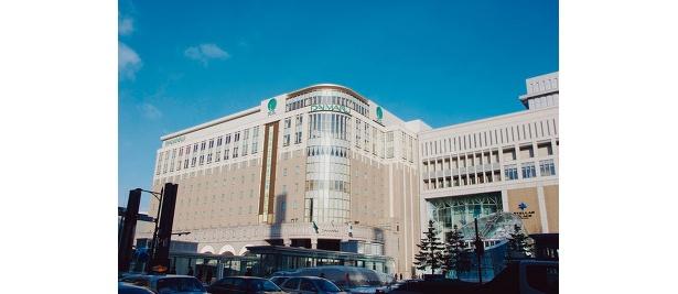 6年前に札幌駅を侵略していた「大丸札幌店」