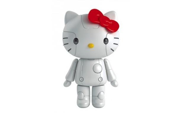 キティ型ロボットがどんなデザインになるかお楽しみに!