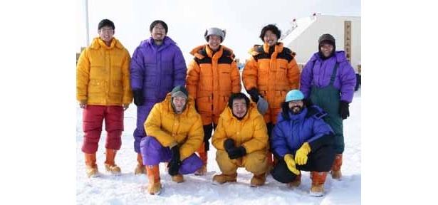 凍える網走でロケを敢行した堺雅人たち