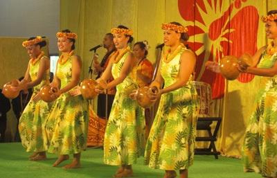本場・ハワイのポリネシアン文化センターからも参戦!