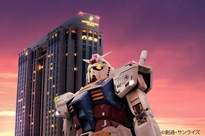 ガンダムフロント東京と併せて、作品の世界観を思いっきり満喫しよう