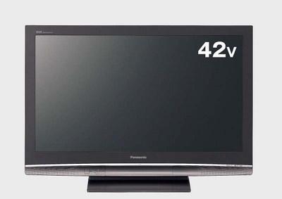 パナソニックのビエラTH-42PX80が99,800円(通常販売価格129,800円)