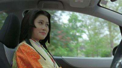 浅井三姉妹のお江を演じたAKB48の前田敦子さん