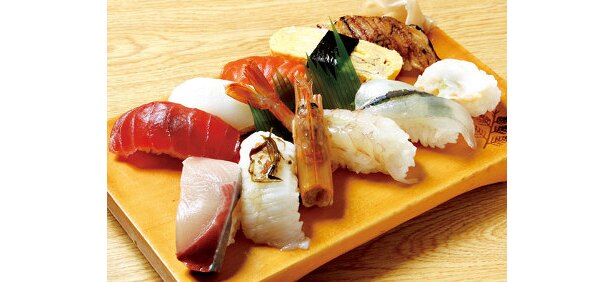 トキワ寿司も豪華
