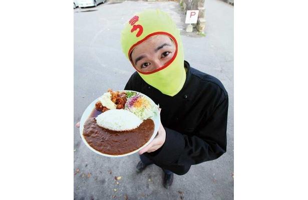 てげうめー! 宮崎の新・ご当地グルメ「チキン南蛮カレー」