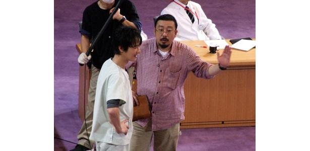 本作の要のシーンだけに中村義洋監督の演出も熱が入る
