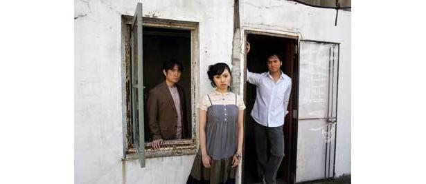 左から西川浩幸、渡邊安理、土屋裕一