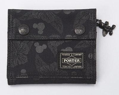 折りたたみ財布(1万円)はチャームがかわいい!
