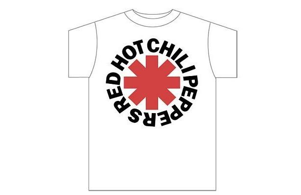 「Red Hot Chili Peppers」など人気バンドTシャツが集結!