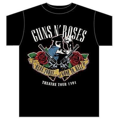 Guns N' RosesのツアーTシャツも