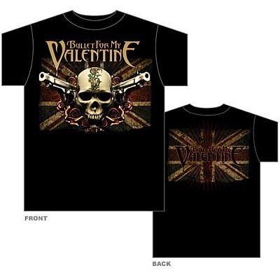 Bullet For My Valentineの「Union Jack Pistols」