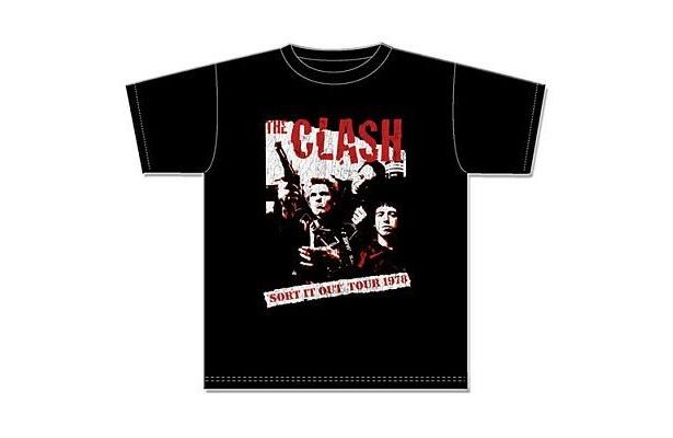 パンクのアイコンThe Clashの「Sort It Out」