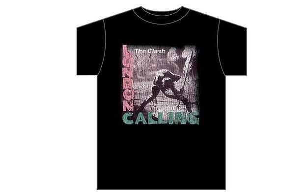 伝説の名盤The Clashの「London Calling」