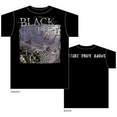 若手人気バンドBLACK TIDEの「Light from Above」