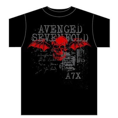 Avenged Sevenfoldの「sketchy」