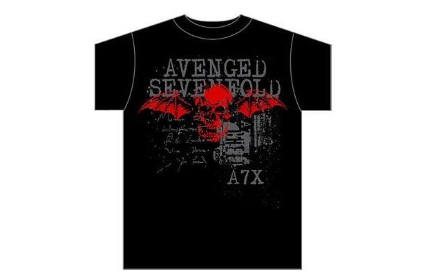 Avenged Sevenfoldの「sketchy」
