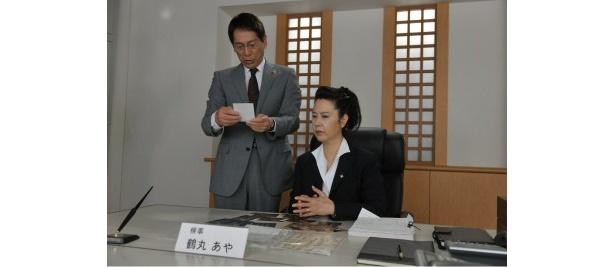 7月26日(木)に第2話が放送! 名取裕子が見どころを語る