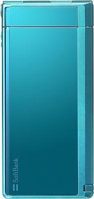 青いフォルム
