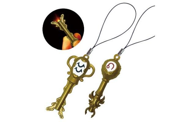 E賞の「星霊の鍵型LEDライト」